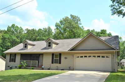 Crossville Single Family Home For Sale: 3112 Yuork Drive