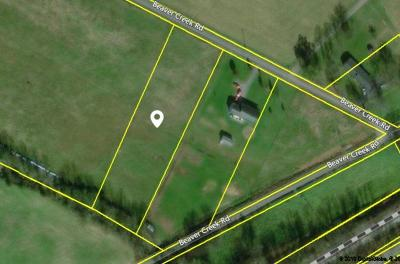 New Market Residential Lots & Land For Sale: Beaver Creek Rd