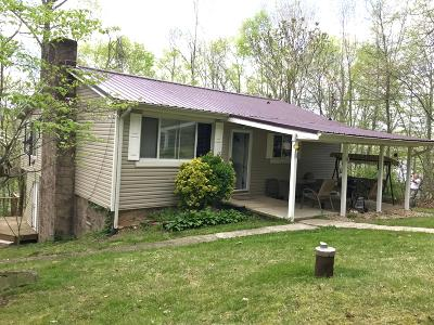 Maynardville Single Family Home For Sale: 185 Dogwood Tr
