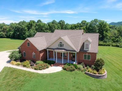 Knoxville Single Family Home For Sale: 7327 Jubilee Court