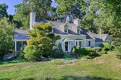 Knoxville Single Family Home For Sale: 7107 Stone Mill Drive