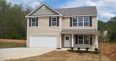Kingston Single Family Home For Sale: 204 Picket Way