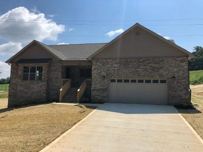 Friendsville Single Family Home For Sale: 1258 Marble Hill Rd