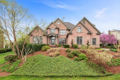 Knoxville Single Family Home For Sale: 12641 Amberset Drive