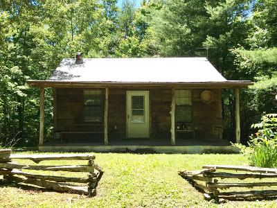 Tellico Plains Single Family Home For Sale: 375 Barney Creek Rd