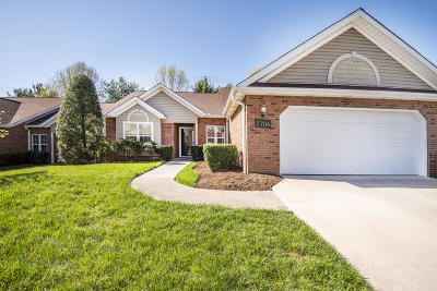 Knoxville Condo/Townhouse For Sale: 7704 Mills Way