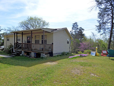 Blount County Single Family Home For Sale: 727 Ic King Rd