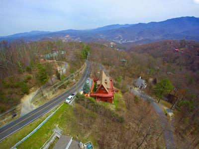 Sevier County Single Family Home For Sale: 1109 Ski View Drive