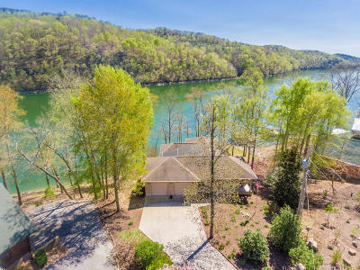 New Tazewell Single Family Home For Sale: 104 Shoreside Rd