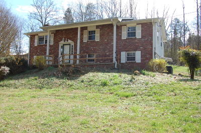 Blount County Single Family Home For Sale: 1861 E Old Topside Rd