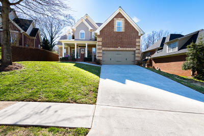 Knoxville Single Family Home For Sale: 7016 Shady Knoll Lane