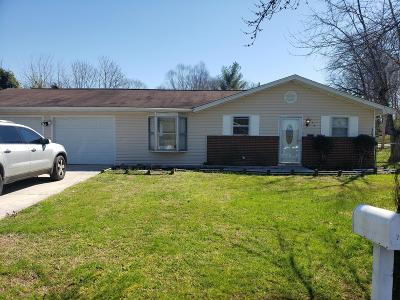 Oliver Springs Single Family Home Pending - Continue To Show: 719 Sycamore Lane