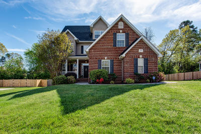 Knoxville Single Family Home For Sale: 416 Rockwell Farm Lane