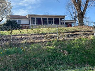 Caryville, Jacksboro, Lafollette, Rocky Top, Speedwell, Maynardville, Andersonville Single Family Home For Sale: 902 S 8th St