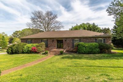 Knoxville Single Family Home For Sale: 8712 Grospoint Drive