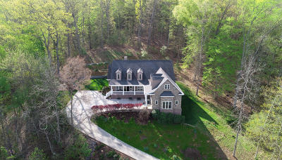 Anderson County Single Family Home For Sale: 14 Pinnacle Way