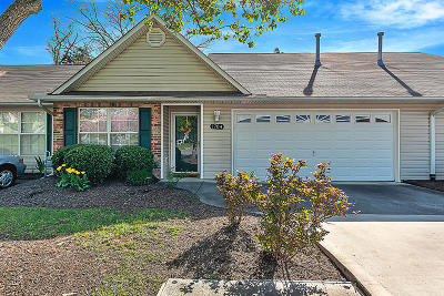 Knoxville Condo/Townhouse For Sale: 1704 Wood Song Lane