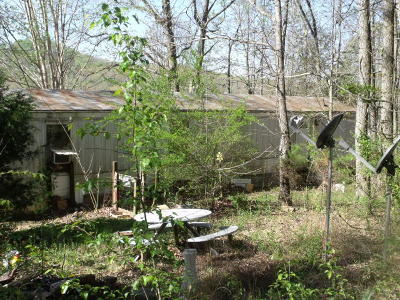 Tellico Plains Single Family Home Pending - Continue To Show - F: 351 Jd Farm Rd