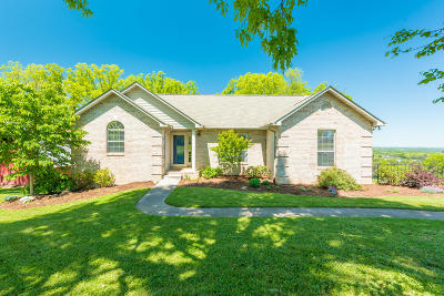Maryville Single Family Home For Sale: 2747 Clover Hill Ridge Rd