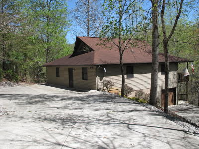 Single Family Home For Sale: 1039 Big Creek Rd
