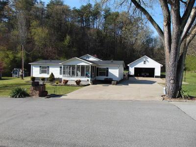 Single Family Home For Sale: 620-1/2 E Race St