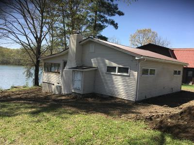 Meigs County, Rhea County, Roane County Single Family Home For Sale: 121 Brown Rd