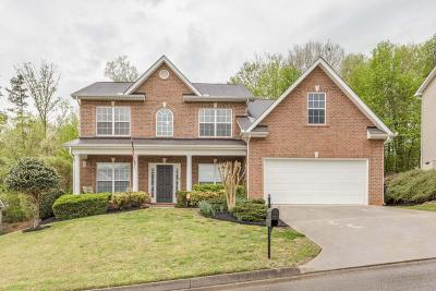 Knoxville Single Family Home For Sale: 11706 Grove Hill Lane