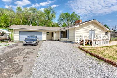 Single Family Home For Sale: 1777 Eureka Rd