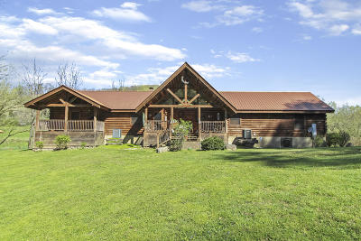 Single Family Home For Sale: 1278 Ben Bloomer Rd