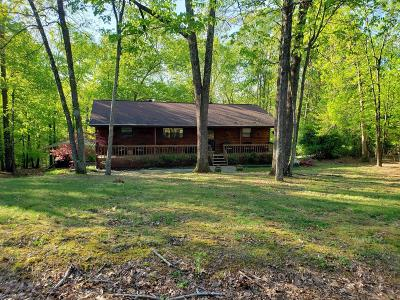 Lenoir City Single Family Home Pending - Continue To Show - F: 921 Phelps Rd