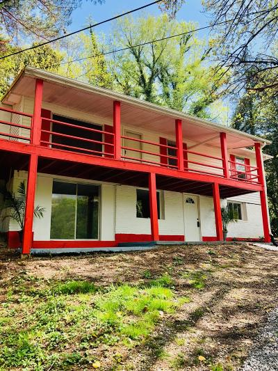 Anderson County Single Family Home For Sale: 583 Carroll Hollow Road Rd