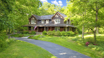 Maryville Single Family Home For Sale: 324 Old Clover Hill Rd