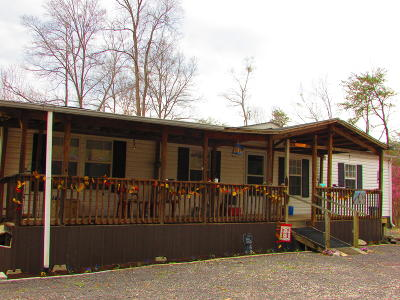 Single Family Home For Sale: 560 Mullins School Rd