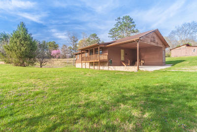 Campbell County Single Family Home For Sale: 1623 Highway 25w