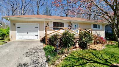 Crossville TN Single Family Home For Sale: $124,900