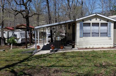 Crossville TN Single Family Home For Sale: $35,500