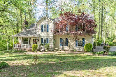 Single Family Home For Sale: 156 Chestnut Hill Rd