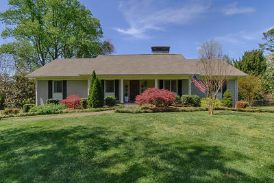 Knox County Single Family Home For Sale: 7205 Canmore Lane