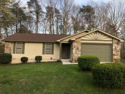Crossville TN Single Family Home For Sale: $156,900