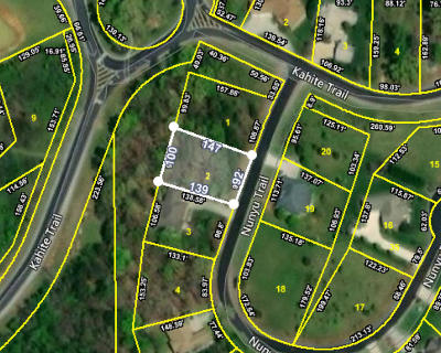 Monroe County Residential Lots & Land For Sale: Nunyu Trail