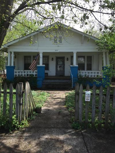 Knoxville Single Family Home For Sale: 2316 E 5th Ave