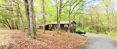 Kingston Single Family Home For Sale: 461 Old Poplar Springs Rd