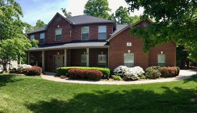 Knoxville Single Family Home For Sale: 442 Rockwell Farm Lane