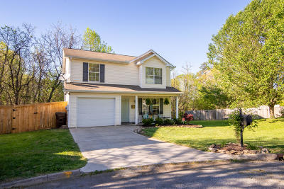 Knoxville Single Family Home For Sale: 649 Cornerbrook Lane