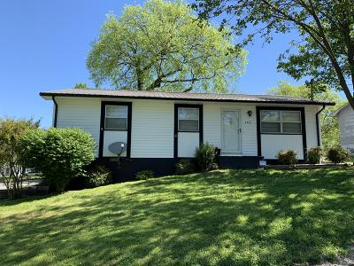 Maryville Single Family Home For Sale: 102 Bob Wilson Place