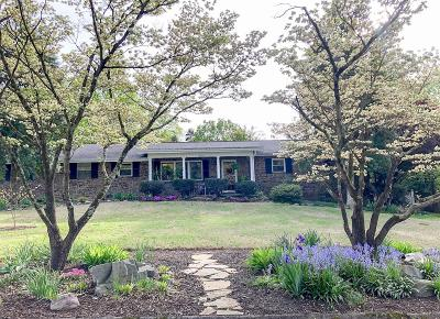 Knoxville Single Family Home For Sale: 227 Chaho Rd