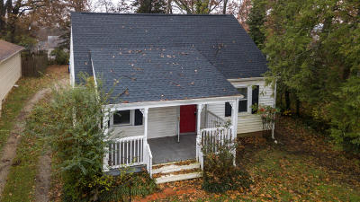 Knoxville Single Family Home For Sale: 2428 Washington Pike