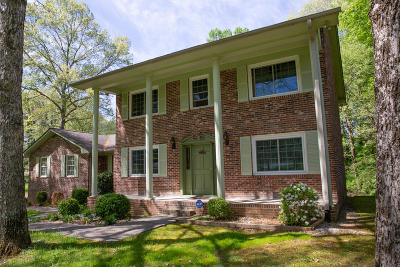 Knoxville Single Family Home For Sale: 737 Valley Dale Rd