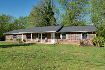 Blount County Single Family Home For Sale: 4719 Old Knoxville Hwy