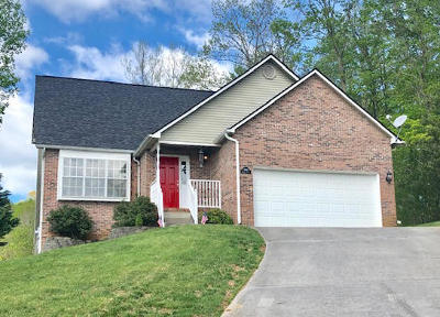 Knoxville Single Family Home For Sale: 1004 Sugar Creek Lane